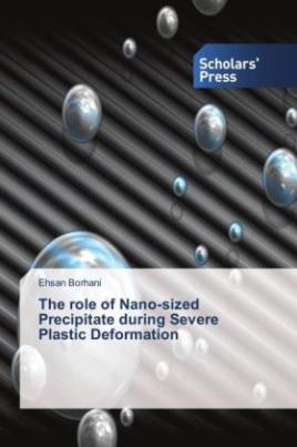 The role of Nano-sized Precipitate during Severe Plastic Deformation