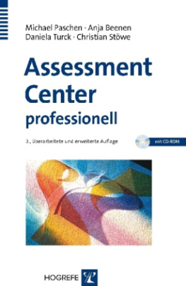 Assessment Center professionell, m. CD-ROM