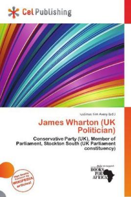 James Wharton (UK Politician)