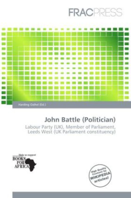 John Battle (Politician)