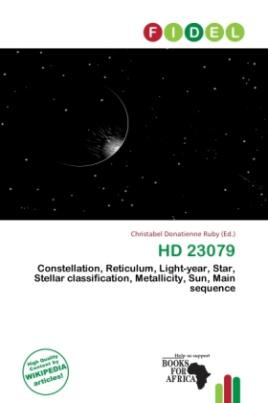 HD 23079