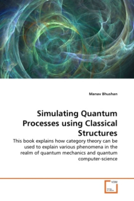 Simulating Quantum Processes using Classical Structures
