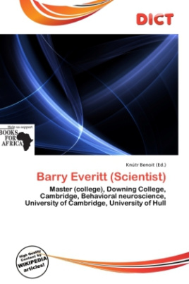 Barry Everitt (Scientist)