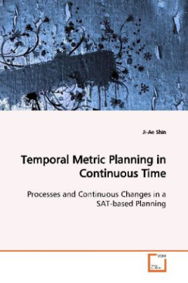 Temporal Metric Planning in Continuous Time