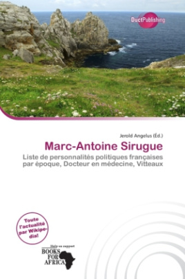 Marc-Antoine Sirugue