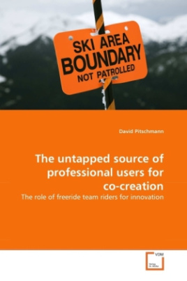 The untapped source of professional users for co-creation