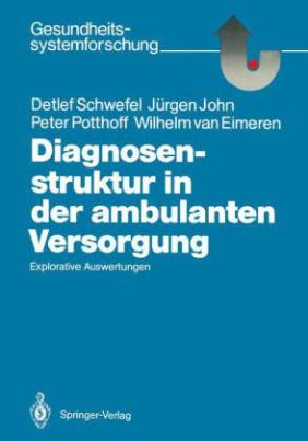 Diagnosenstruktur in der ambulanten Versorgung