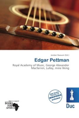 Edgar Pettman