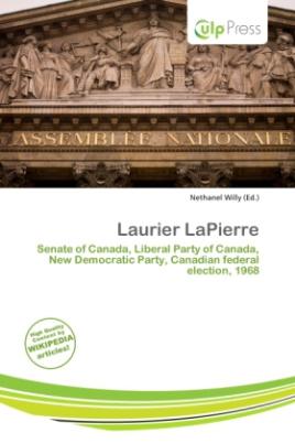 Laurier LaPierre