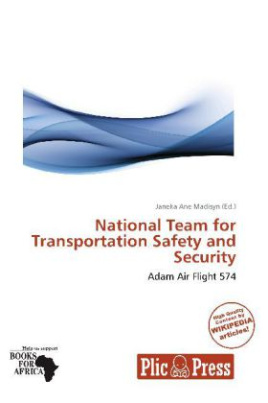 National Team for Transportation Safety and Security