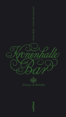 Kronenhalle Bar