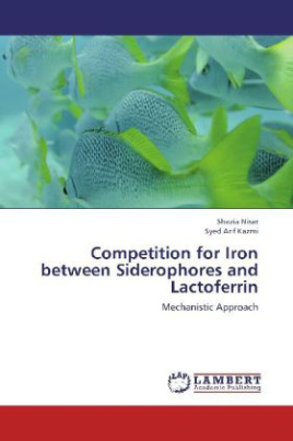 Competition for Iron between Siderophores and Lactoferrin