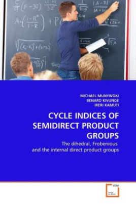 CYCLE INDICES OF SEMIDIRECT PRODUCT GROUPS