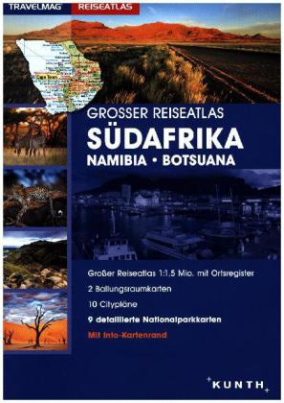 Reiseatlas Südafrika