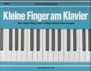 Kleine Finger am Klavier. H.2