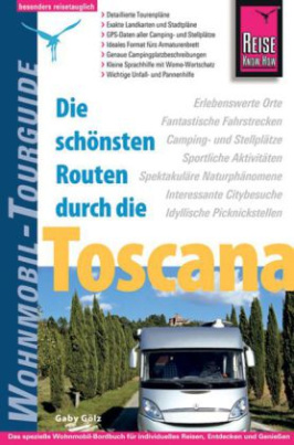 Reise Know-How Wohnmobil-Tourguide Toscana