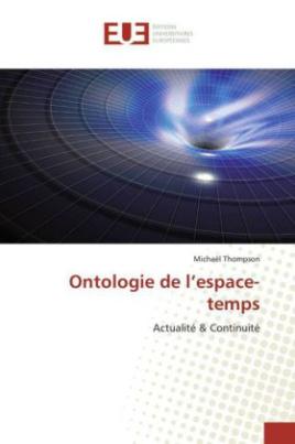 Ontologie de l'espace-temps