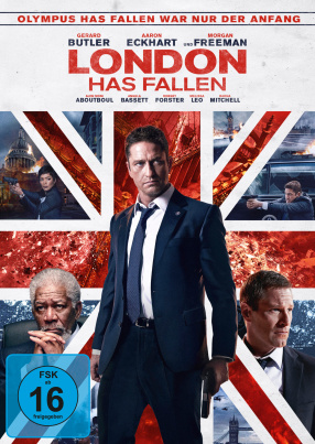London has fallen - London in Flammen