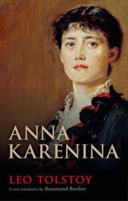 Anna Karenina, English edition