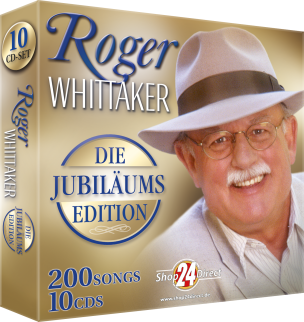 Roger Whittaker - Die Jubiläumsedition