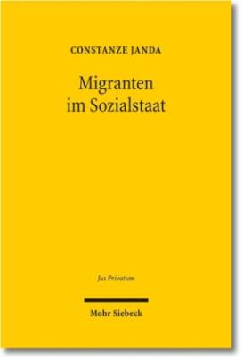 Migranten im Sozialstaat