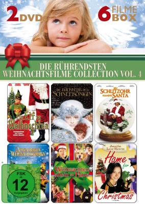 Die rührendsten Weihnachtsfilme Vol. 4