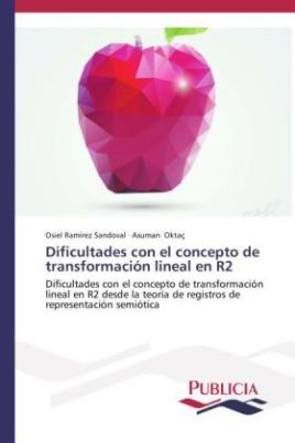 Dificultades con el concepto de transformación lineal en R2