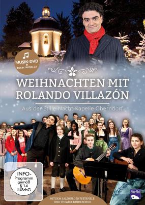 Weihnachten mit Rolando Villazòn