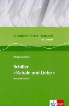 Schiller 'Kabale und Liebe', m. CD-ROM