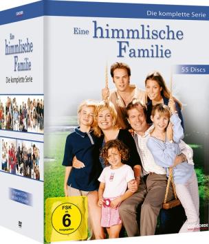 Eine himmlische Familie - Die komplette Serie