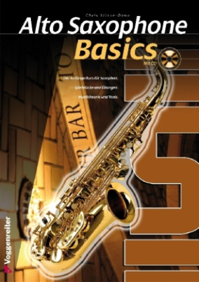 Alto Saxophone Basics, m. Audio-CD