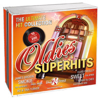 Oldies Superhits - The Ultimate Hit Collection + Deutsche Schlagerjuwelen 1960-1969