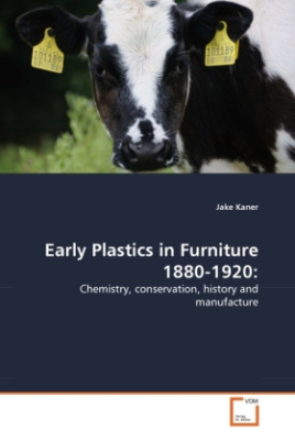 Early Plastics in Furniture 1880-1920: