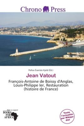 Jean Vatout