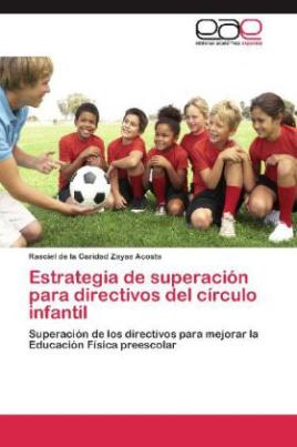 Estrategia de superación para directivos del círculo infantil