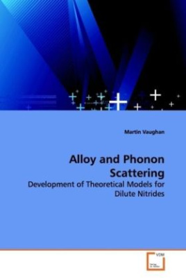 Alloy and Phonon Scattering