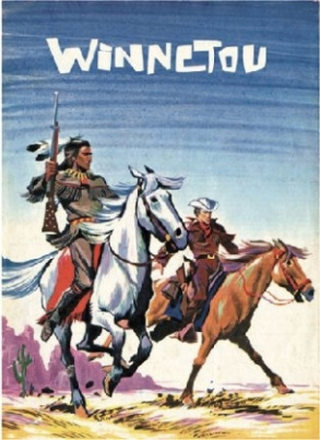 Winnetou, Gesamtausgabe. Bd.1
