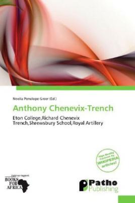 Anthony Chenevix-Trench