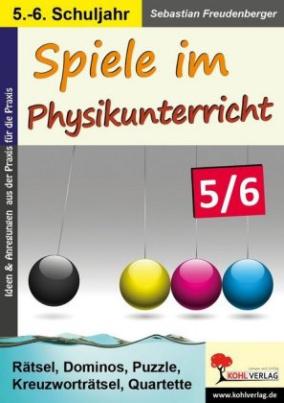 Spiele im Physikunterricht