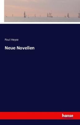 Neue Novellen