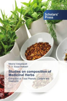 Studies on composition of Medicinal Herbs