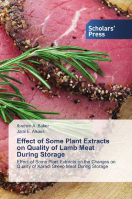 Effect of Some Plant Extracts on Quality of Lamb Meat During Storage
