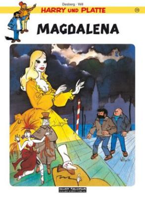 Harry und Platte - Magdalena