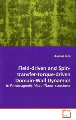 Field-driven and Spin-transfer-torque-driven Domain-Wall Dynamics