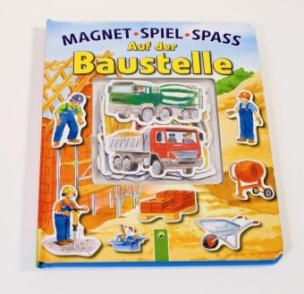 MagnetSpielSpaß Auf der Baustelle