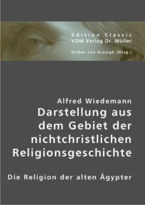 Darstellung aus dem Gebiet der nichtchristlichen Religionsgeschichte
