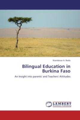 Bilingual Education in Burkina Faso