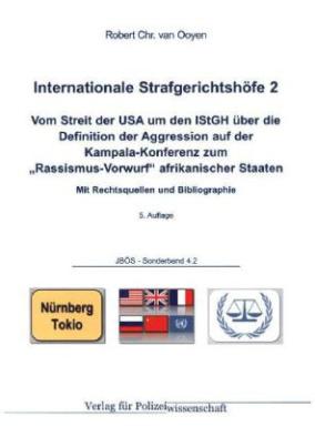 Internationale Strafgerichtshöfe. Bd.2