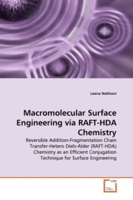 Macromolecular Surface Engineering via RAFT-HDA Chemistry