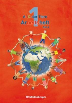 1. Schuljahr, Arbeitsheft Druckschrift, Teil A und B, m. 1 CD-ROM